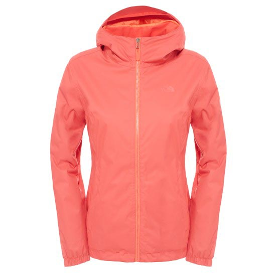 The North Face Quest Insulated Jacket W - Melon Red