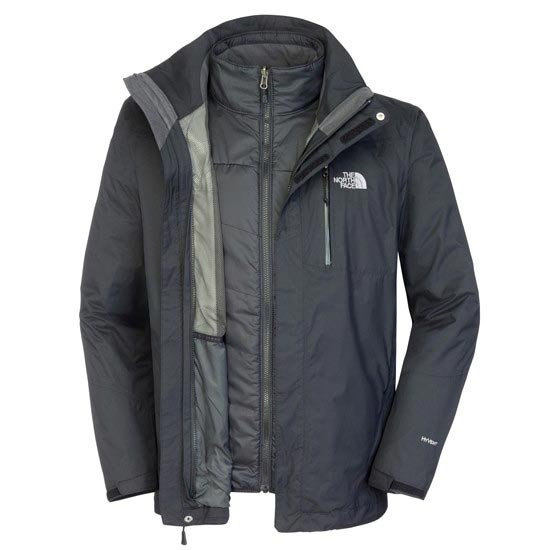 The North Face Solaris Triclimate Jacket - Tnf Black/Tnf Black