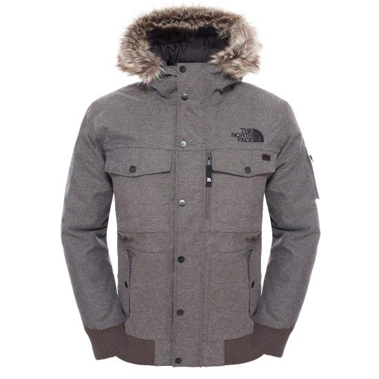 cazadora north face gotham