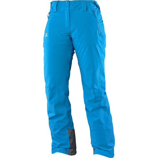 Salomon Iceglory Pant W - Methyl Blue