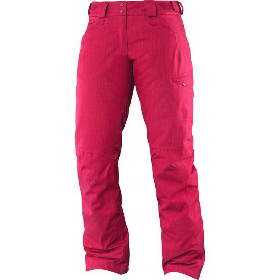 Salomon Fantasy Pant W - Lotus Pink