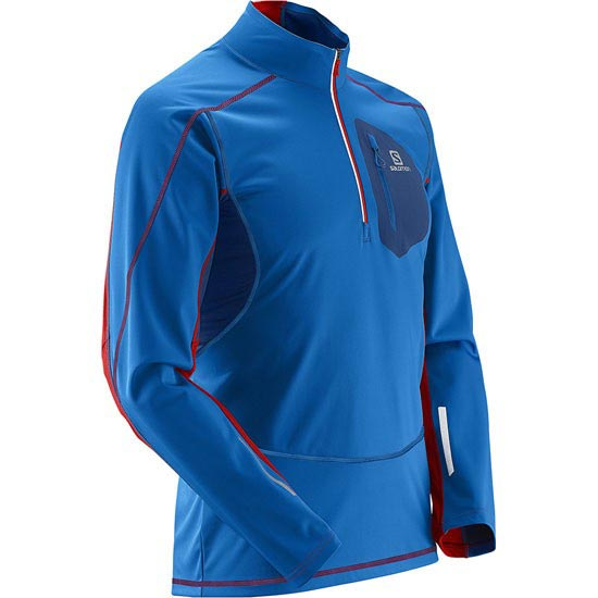 Salomon Equipe 1/2 Zip - Photo de détail