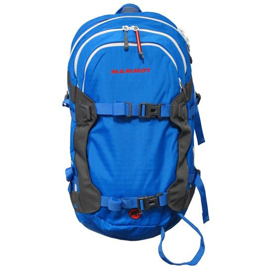 Mammut Ride Removable Airbag 22 L - Imperial/Smoke