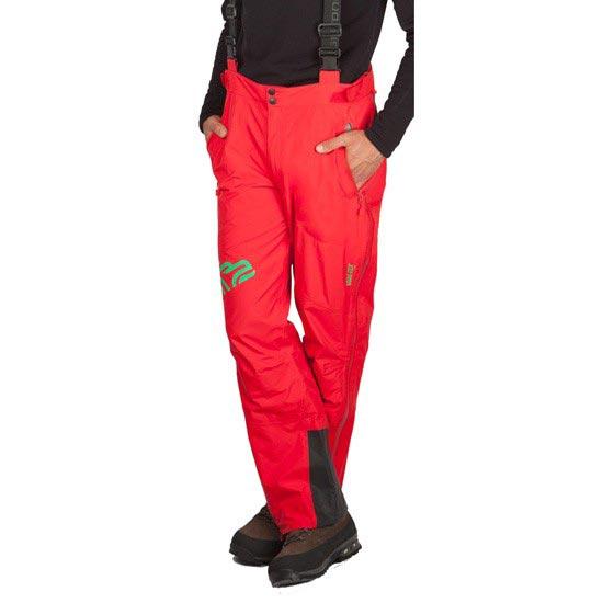 Grifone Aylmer Pant GTX - Rojo/Verde