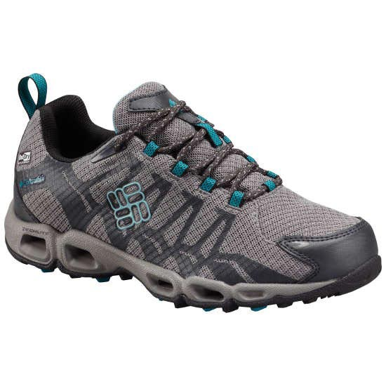 Columbia Ventrailia Outdry W - Quarry, Aqua