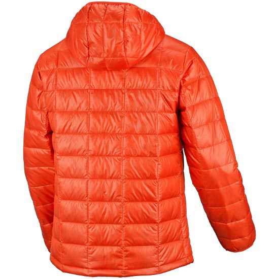 Columbia Trask Mountain 650 TurboDown Hooded Jkt - Photo de détail