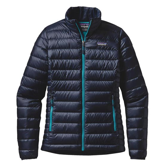 Patagonia Down Sweater W - Navy Blue/Epic Blue