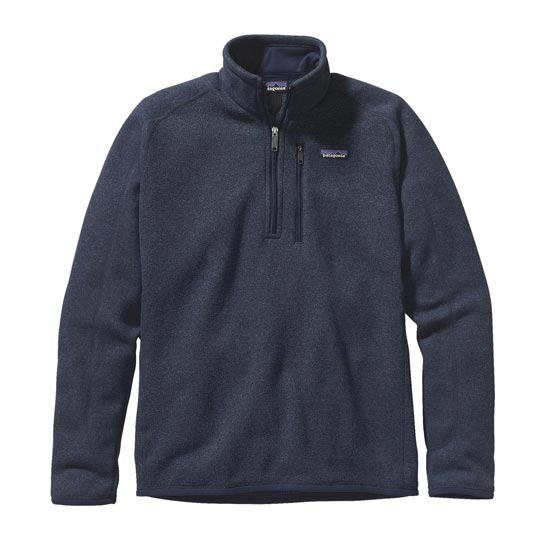 Patagonia Better Sweater 1/4 Zip - Classic Navy