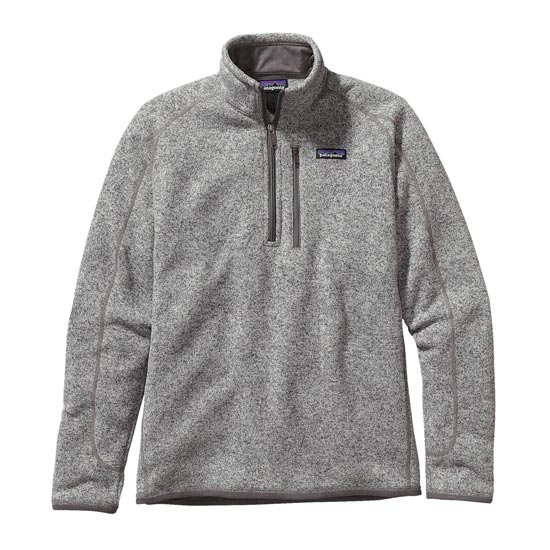 Patagonia Better Sweater 1/4 Zip - Stone Wash