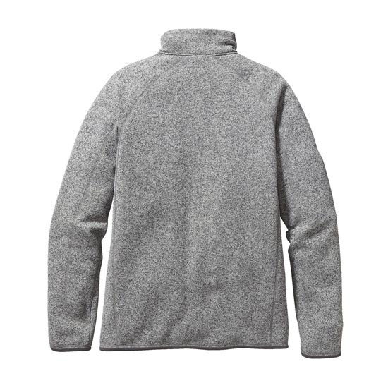 Patagonia Better Sweater 1/4 Zip - Photo of detail