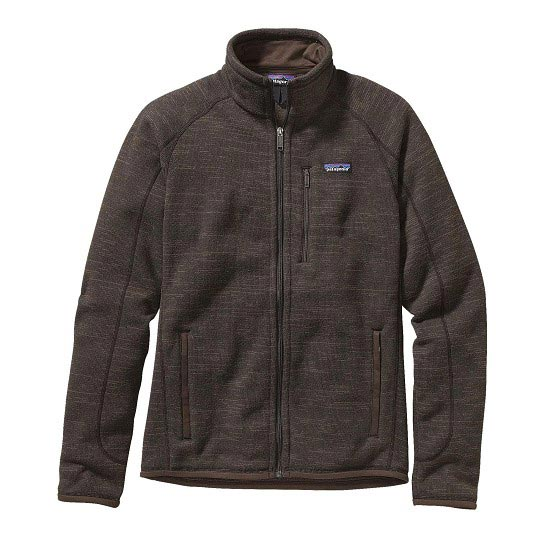 Patagonia Better Sweater Jkt - Dark Walnut