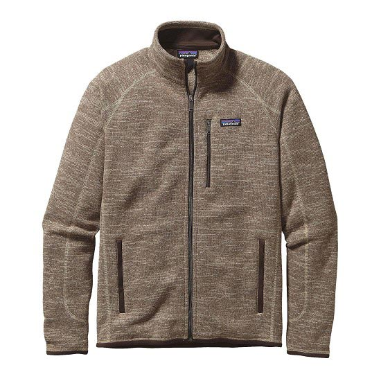 Patagonia Better Sweater Jkt - Pale Khaki