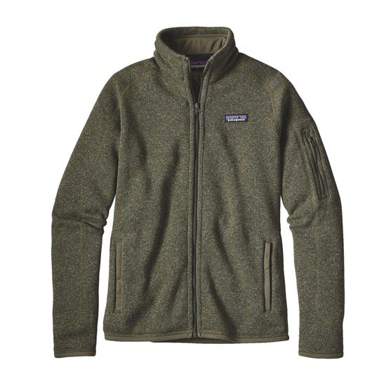 Patagonia Better Sweater Jacket W - Industrial Green