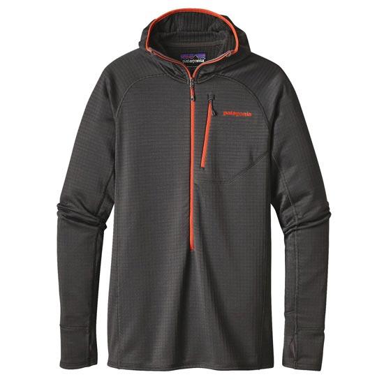 Patagonia R1 Hoody - Forge Grey