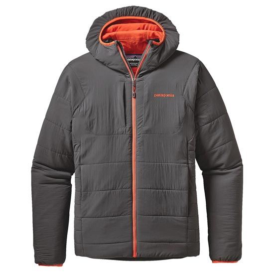 Patagonia Nano Air Hoody - Forge Grey/Cueco Orange