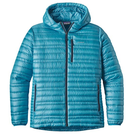 Patagonia Ultralight Down Hoody - Grecian Blue