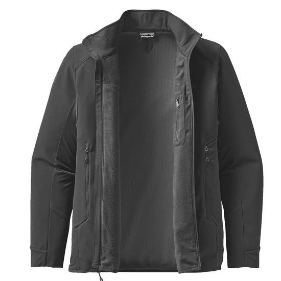 Patagonia Adze Hybrid Jacket - Photo de détail