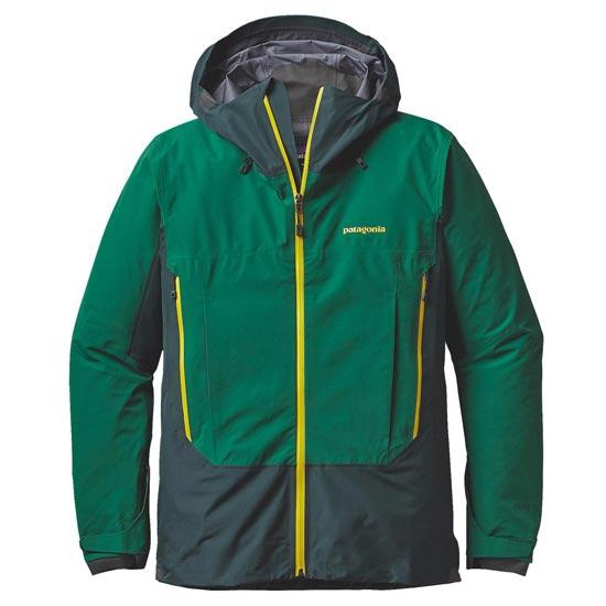 Patagonia Super Alpine Jacket - Legend Green