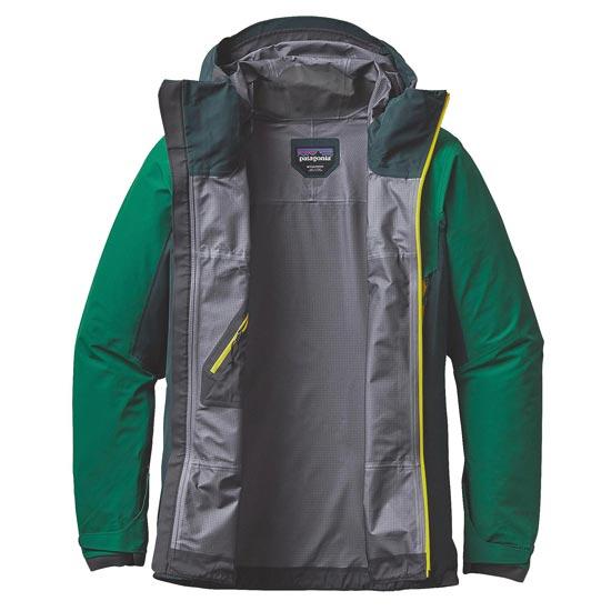 Patagonia Super Alpine Jacket - Photo de détail