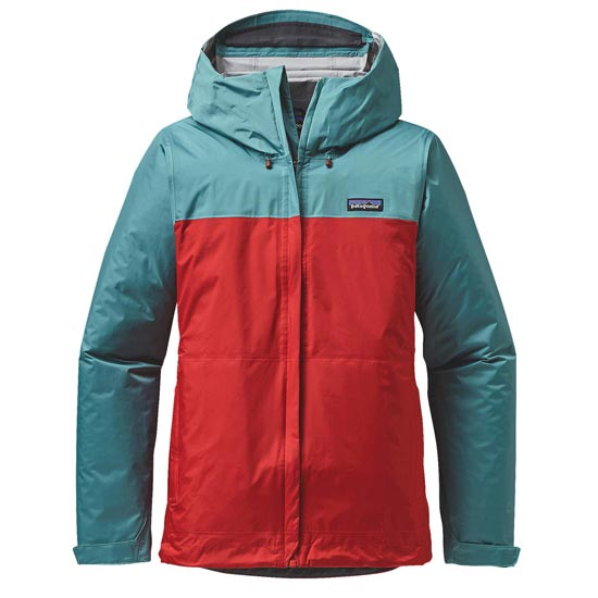 Patagonia Torrentshell Jacket W - French Red