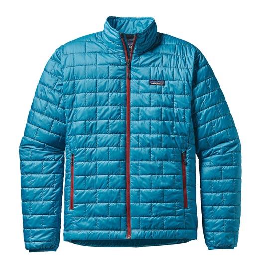 Patagonia Nano Puff Jacket - Grecian Blue