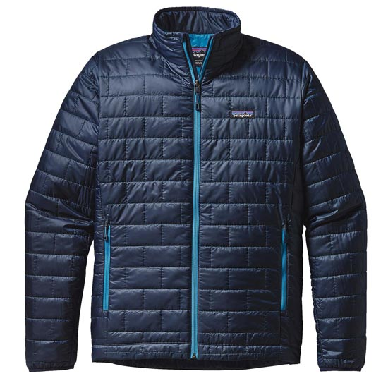 Patagonia Nano Puff Jacket - Navy Blue