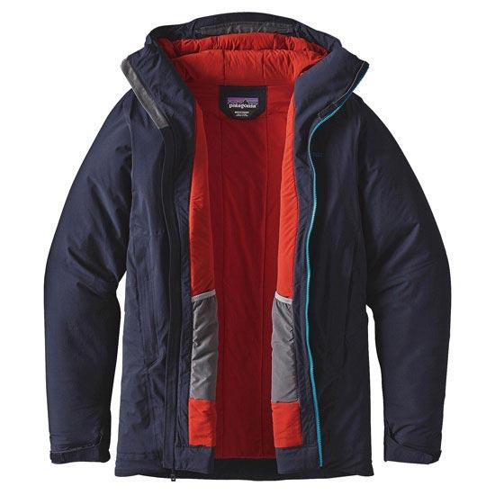 Patagonia Stretch Nano Storm Jacket - Photo de détail