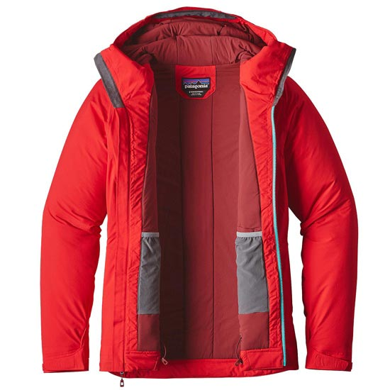 Patagonia Stretch Nano Storm Jacket W - Photo de détail