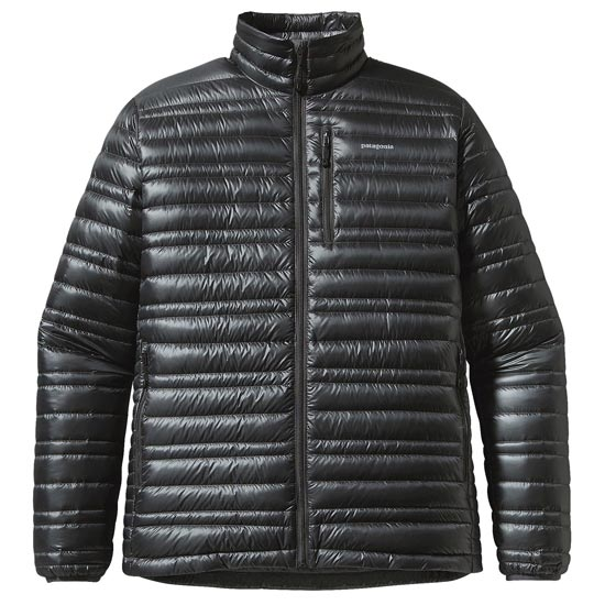 Patagonia Ultralight Down Jacket - Forge Grey