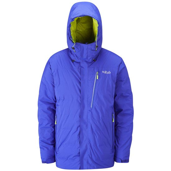 Rab Resolution Jacket - Cobalt