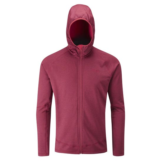 Rab Nucleus Hoody - Maple