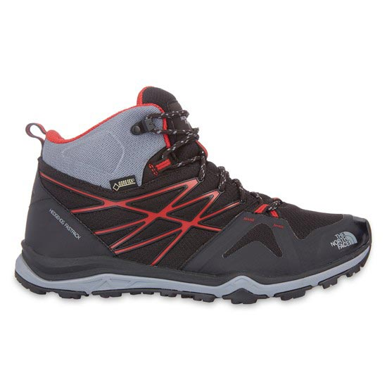 The North Face Hedgehog Hike Mid GTX - TNF Black/TNF Red