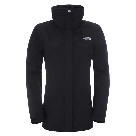 The North Face All Terrain II Jacket W - TNF Black