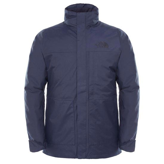 The North Face Woodside Jacket - Outer Space Blue