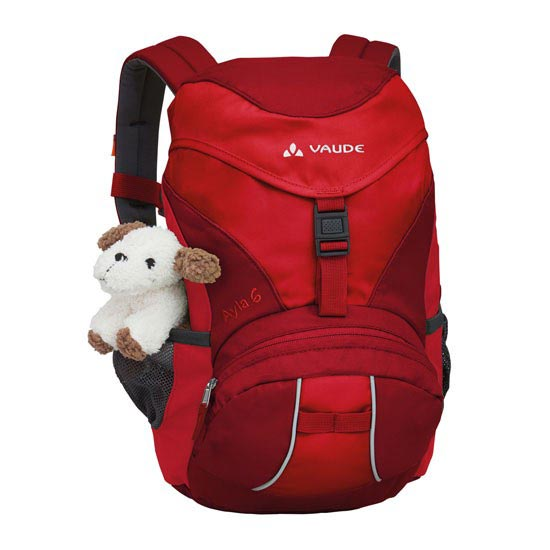 Vaude Ayla 6 Jr - Salsa/Red