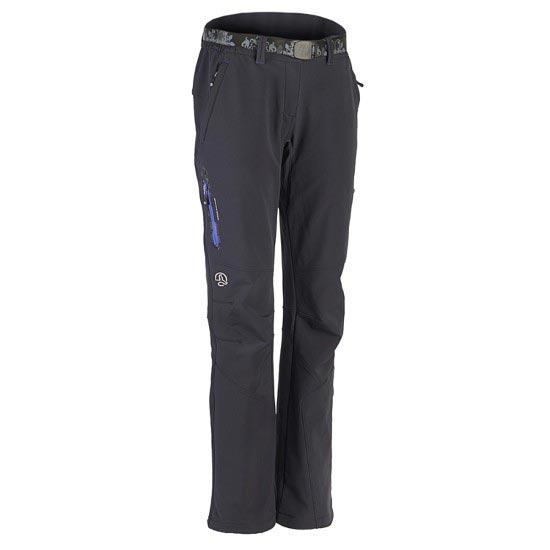 Ternua Pantalon Greystone 1415 W - Antracita