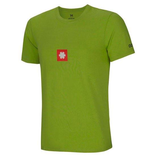 Ocun Logo Tee - Pond Green
