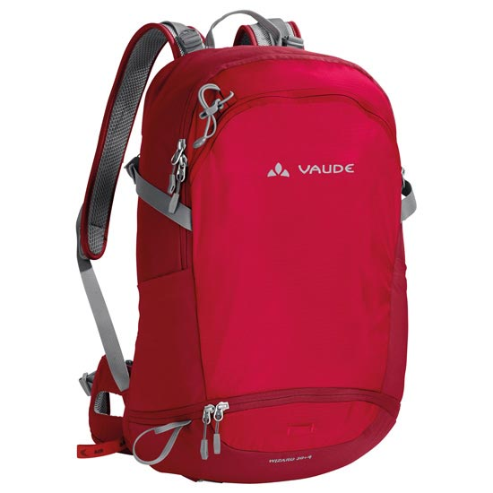Vaude Wizard 30 + 4 - Indian Red