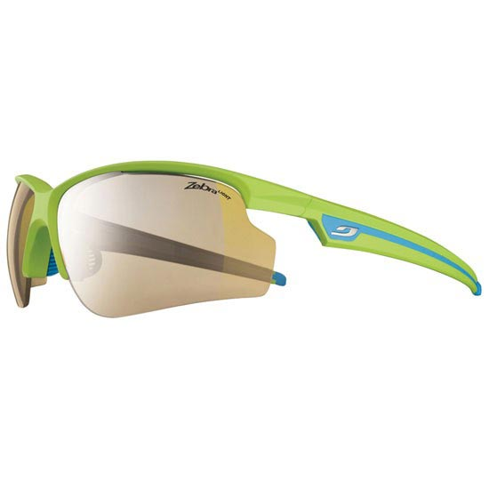 Julbo Ultra - Matt Apple Green/Cyan Blue