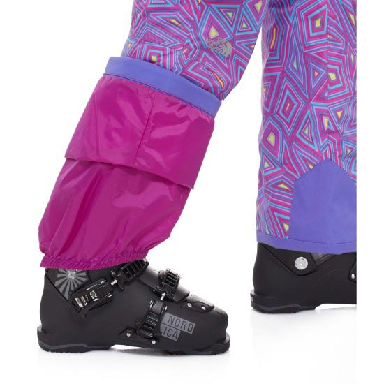 The North Face Snowquest Suspender Pant Girls - Photo of detail