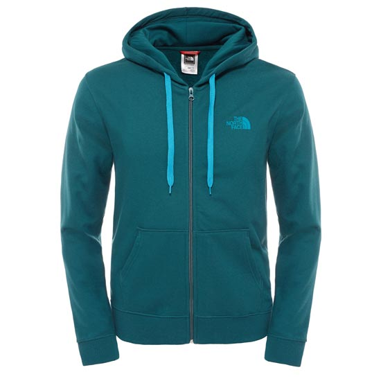sudadera hombres the north face open