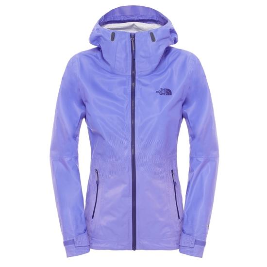 The North Face Fuseform Dot Matrix Jacket W - Starry Purple Tri Matrix