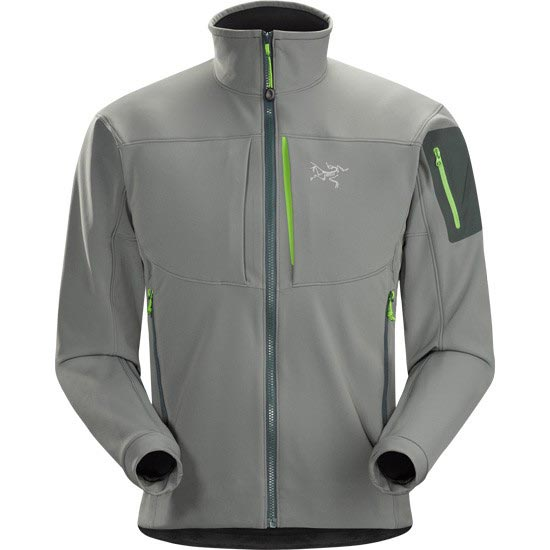 Arc'teryx Gamma Mx Jacket - Nautic Green