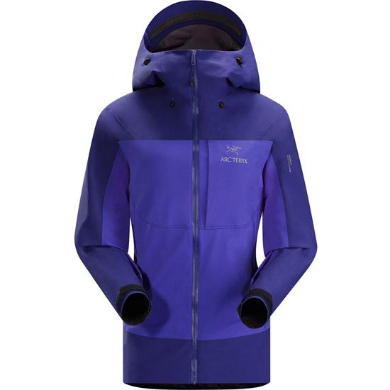 Arc'teryx Alpha Comp Hoody W - Tanzanite