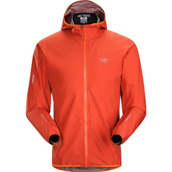 Arc'teryx Norvan Jacket - Vermillion
