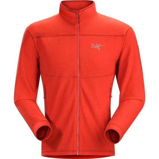 Arc'teryx Delta LT Jacket - Vermillion
