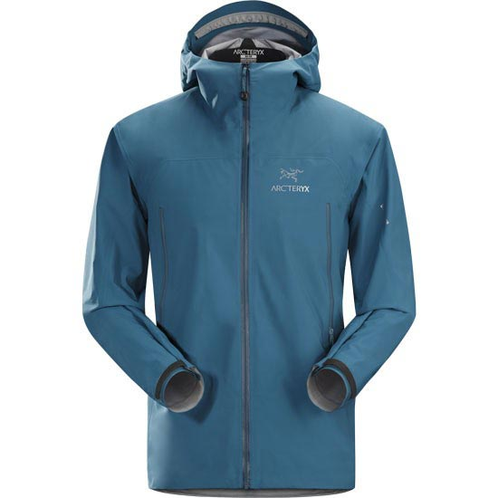 Arc'teryx Zeta AR Jacket - Legion Blue