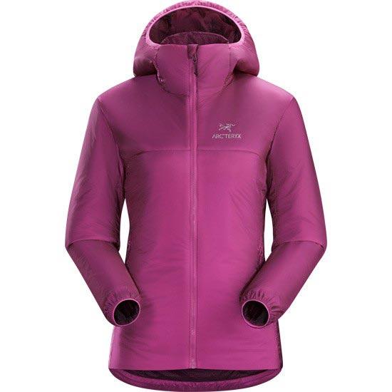 Arc'teryx Nuclei FL Jacket W - Violet Wine