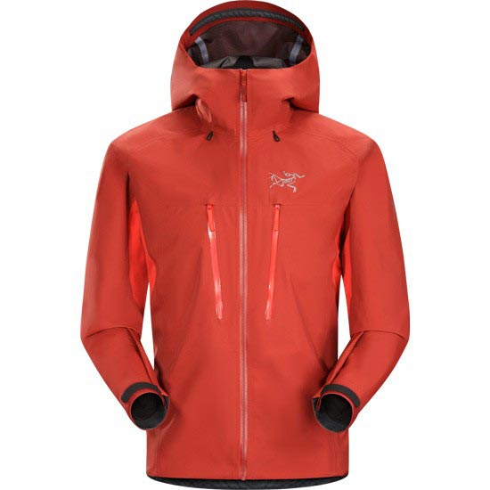 Arc'teryx Procline Comp Jacket - Sangria