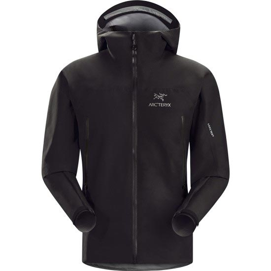 Arc'teryx Zeta LT Jacket - Black
